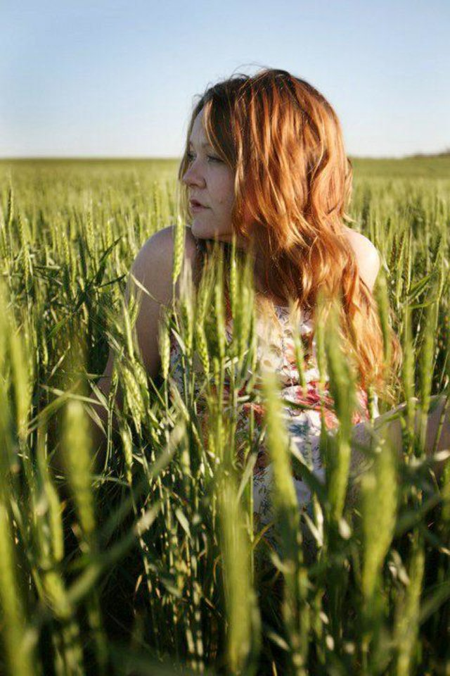 Photo - Oklahoma-born and bred singer-songwriter Audra Mae will perform Sunday at the Blue Door. Photo by Samantha Lamb.