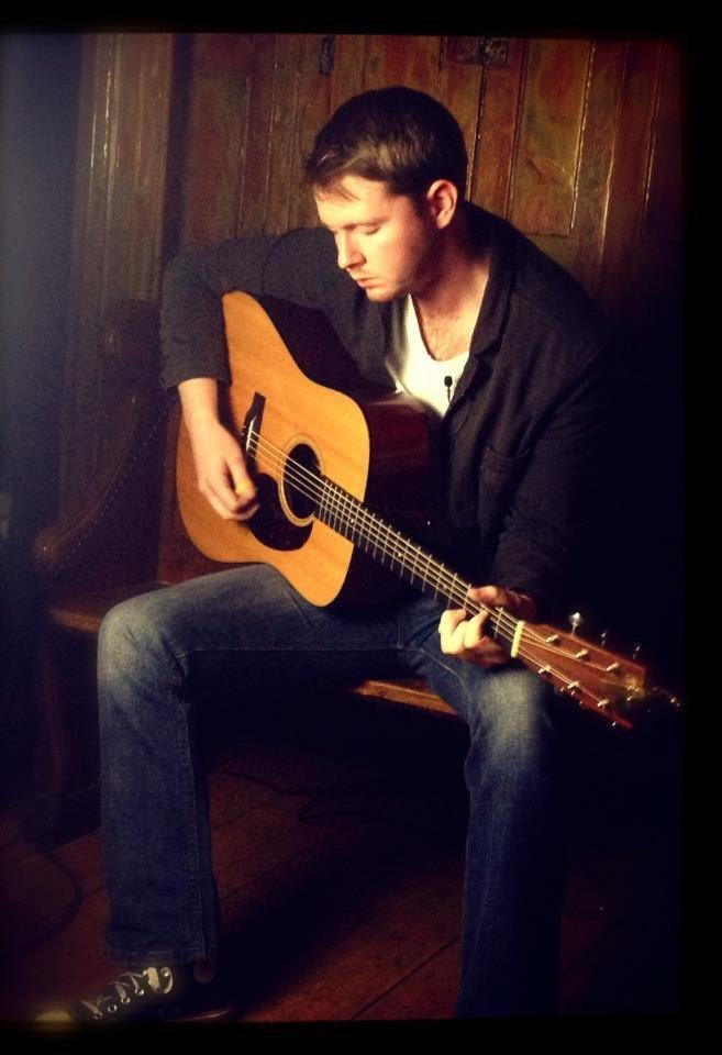 Photo - John Fullbright. Photo provided.