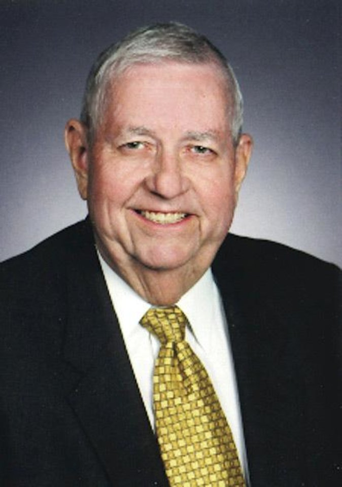 Rep. David Dank, R-Oklahoma City