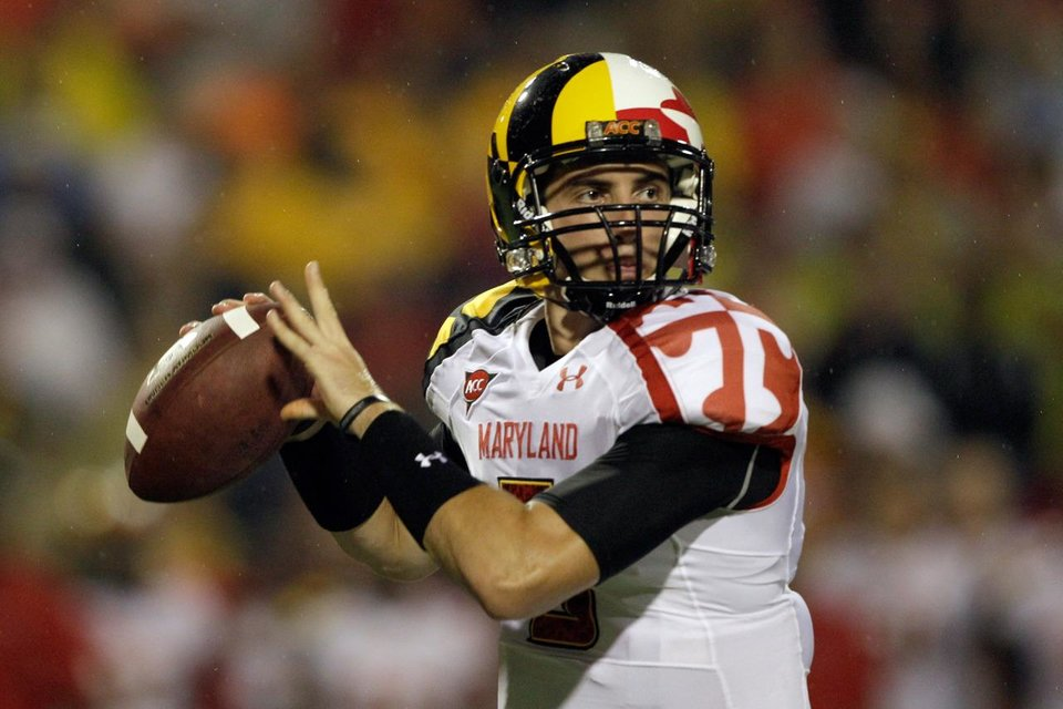 Photo -  at Byrd Stadium on September 5, 2011 in College Park, Maryland.