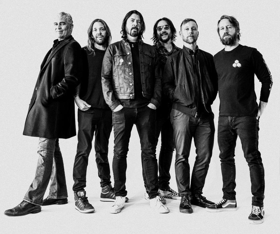 Photo - Foo Fighters [Andreas Neumann photo]