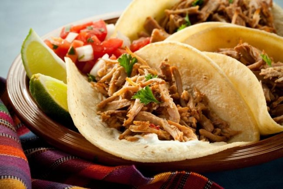 Photo -  Barbecue Carnitas from the Made in Oklahoma Coalition. [Photo provided]
