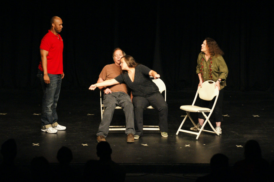 Photo - Long-running Oklahoma troupe Everybody and Their Dog will perform Saturday at the fourth annual Improv Festival Oklahoma. Photo provided.
