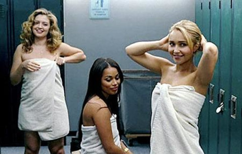 05_Flatbed_2 - JUNE   Original Filename: hayden panettiere beth cooper towel.jpg