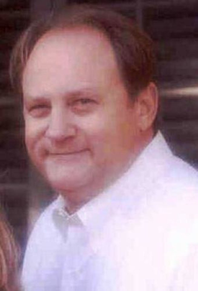 Photo - Pottawatomie County sheriff deputy Tim Lowry, 56, died Friday after a vehicle collision on State Highway 39.