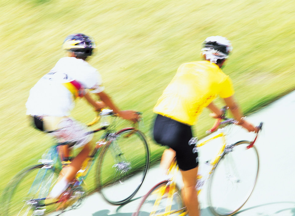 Blood doping refers to any illicit method of boosting the levels of red blood cells in an athlete\'s bloodstream. Top cyclists have been accused of blood doping in the past and again recently. Thinkstock photo. Photos.com