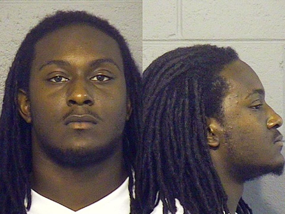 Photo -   In this Friday, June 29, 2012 photo released by the Clarke County Sheriff's Office, Georgia tailback Isaiah Crowell is shown. Crowell, 19, faces felony weapons charges after police found a gun in his vehicle early Friday morning. Crowell consented to a search after officers smelled marijuana in the vehicle. Police found a 9-millimeter Luger pistol under the driver's seat with an altered serial number. (AP Photo/ Clarke County Sheriff's Office)
