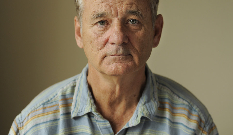 Photo -   This Sept. 9, 2012 photo shows Bill Murray, a cast member in the film