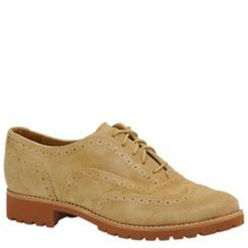 Photo -  Sperry Ashcroft oxford with lug soles.