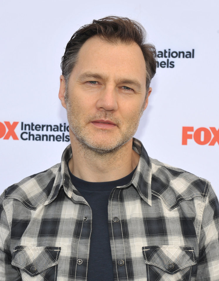Photo -   COMMERCIAL IMAGE - David Morrissey attends AMC's