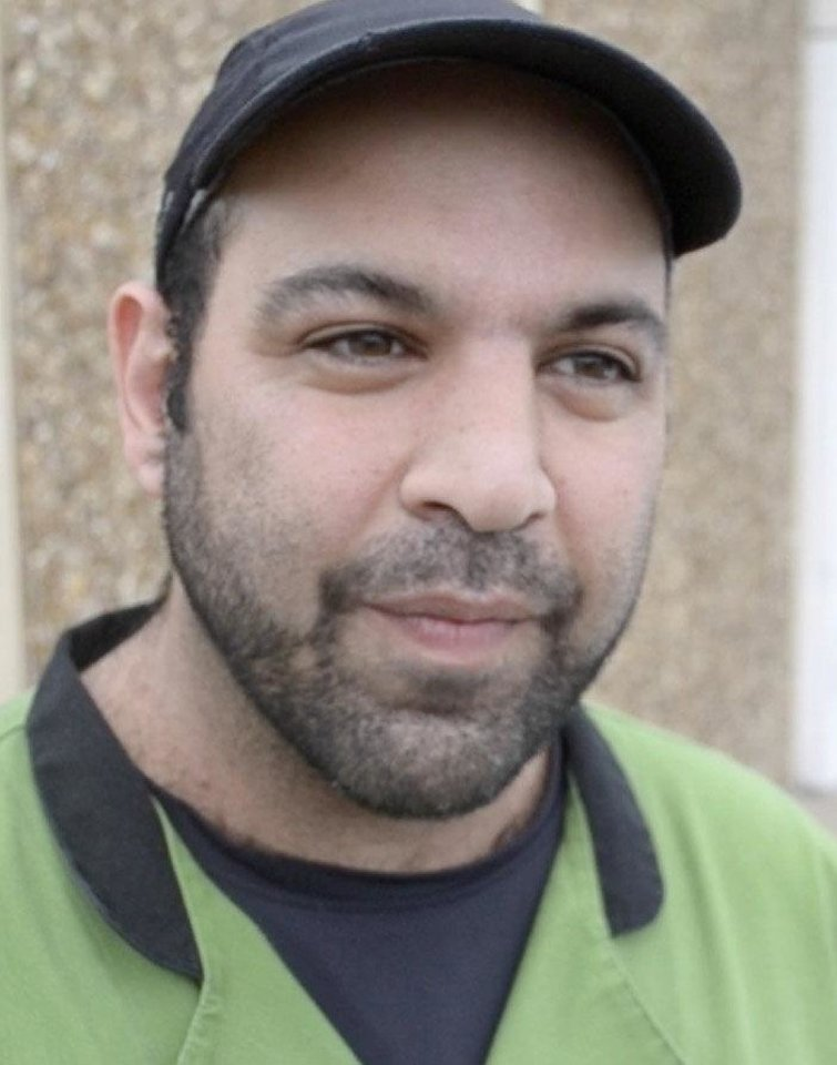 Amir Alavi, 34, restaurant owner, Thursday, October 11, 2012. Photo by Zeke Campfield, The Oklahoman <strong>Zeke Campfield - THE OKLAHOMAN</strong>