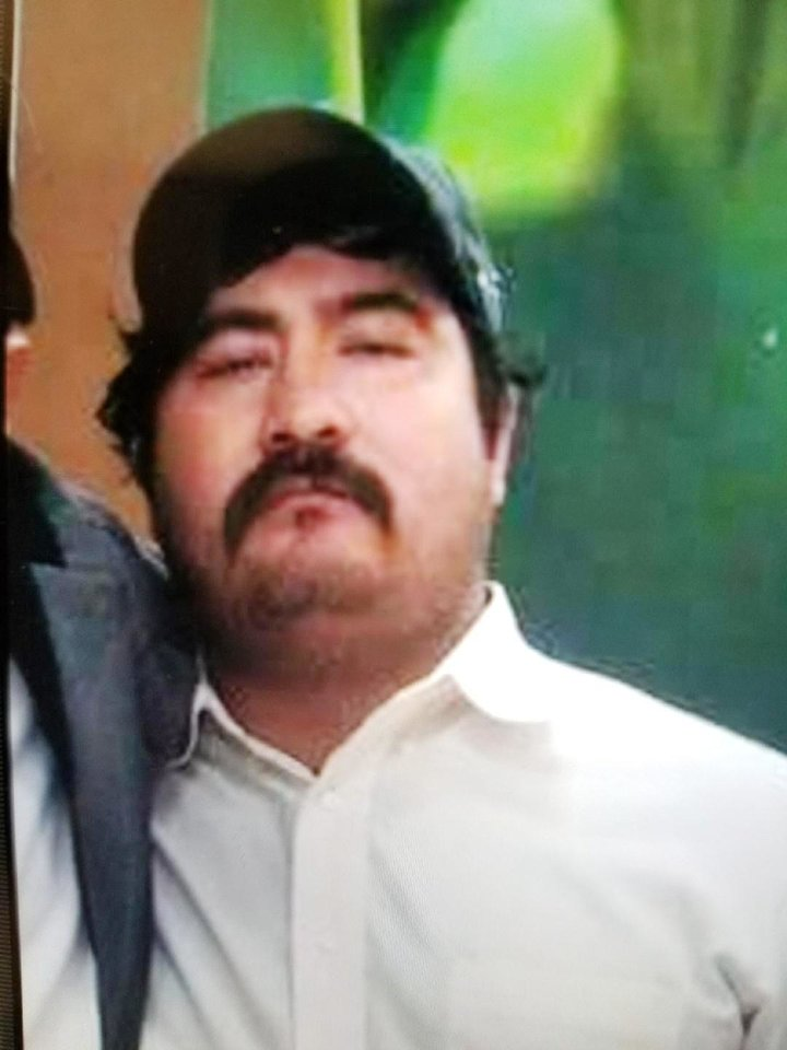 Photo -  Magdiel Sanchez, 35, who was shot and killed by police Tuesday. [Photo provided]