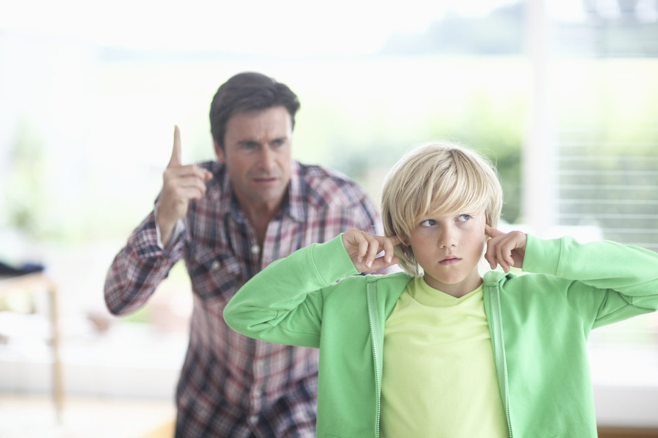 Photo -  The challenge of dealing with a disrespectful 11-year-old can spur parents to seek advice. [THINKSTOCK PHOTO]