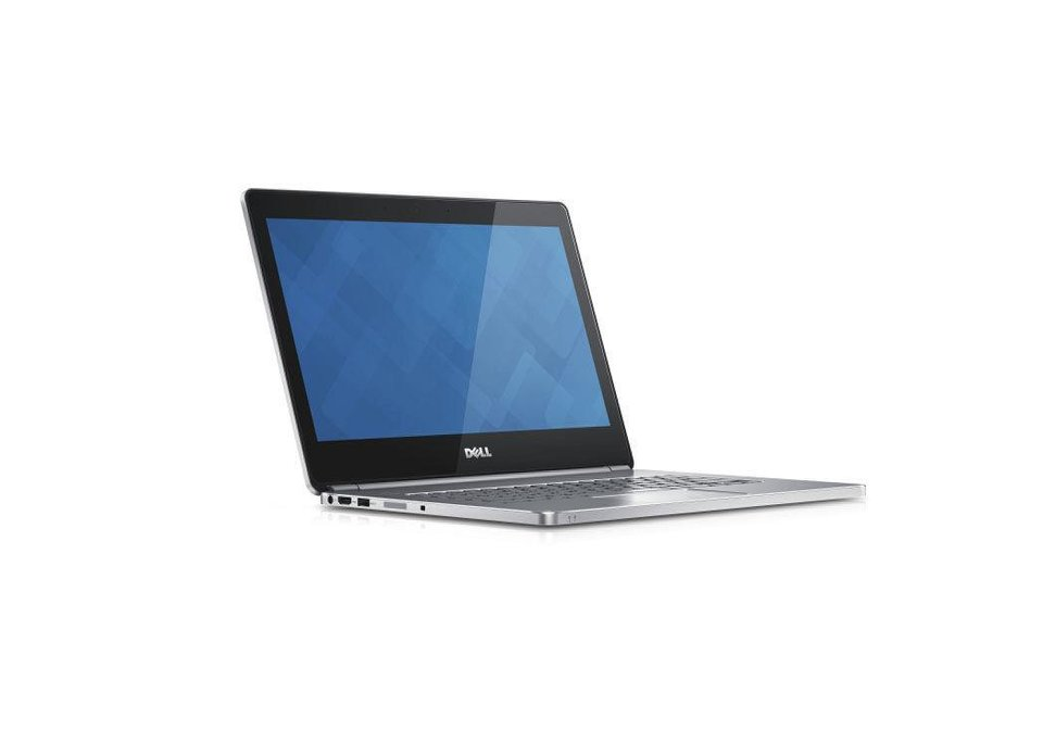 This undated image provided by Dell shows the Dell Inc.'s Inspiron 14 7000, The laptop starts at $850. (AP Photo/Dell) <strong></strong>
