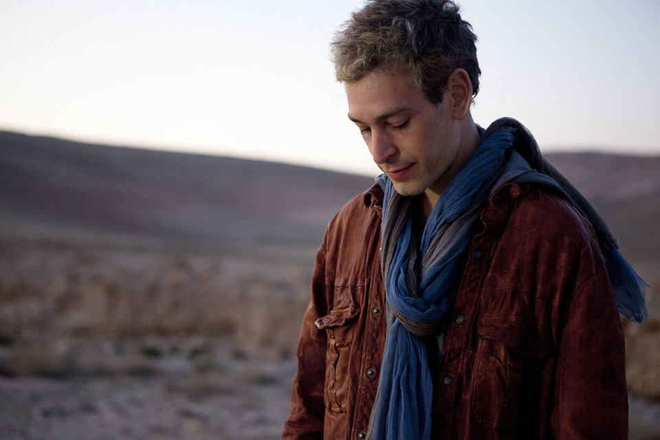 "FILE - This undated photo provided by Thirty Tigers shows Hassidic Jewish musician Matisyahu. The raggae singer's ""Happy Hanukkah"" was the most viral track on Spotify for the week of Dec. 10, 2012. (AP Photo/Thirty Tigers, Mark Squires, File)"