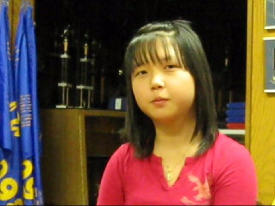 Photo - Doo-Yun Her, 12, student at Classen School of Advanced Studies ORG XMIT: 0811290127531388
