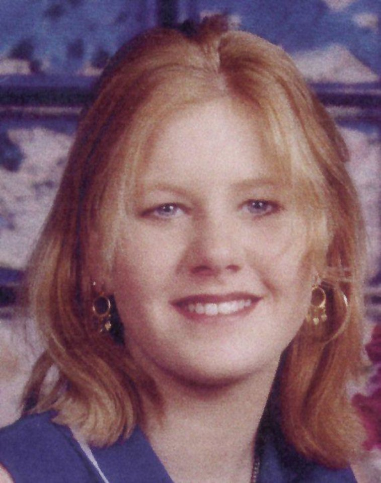 Photo - BOBBIE WOFFORD, MISSING PERSON -----  (11/10/01) TOMMY LYNN SELLS CONFESSED IN AUGUST TO KILLING 14-YEAR-OLD BOBBIE LYNN WOFFORD, IN KINGFISHER