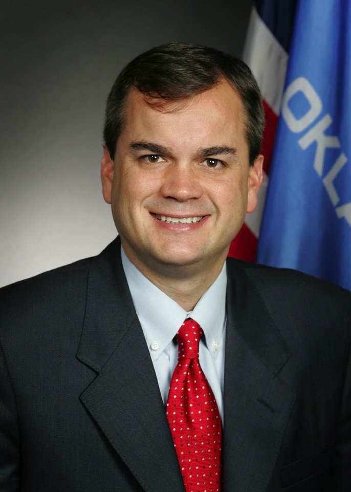 Sean Burrage, D-Claremore is minority leader in the Oklahoma Senate      ORG XMIT: 1112162058222223 <strong></strong>