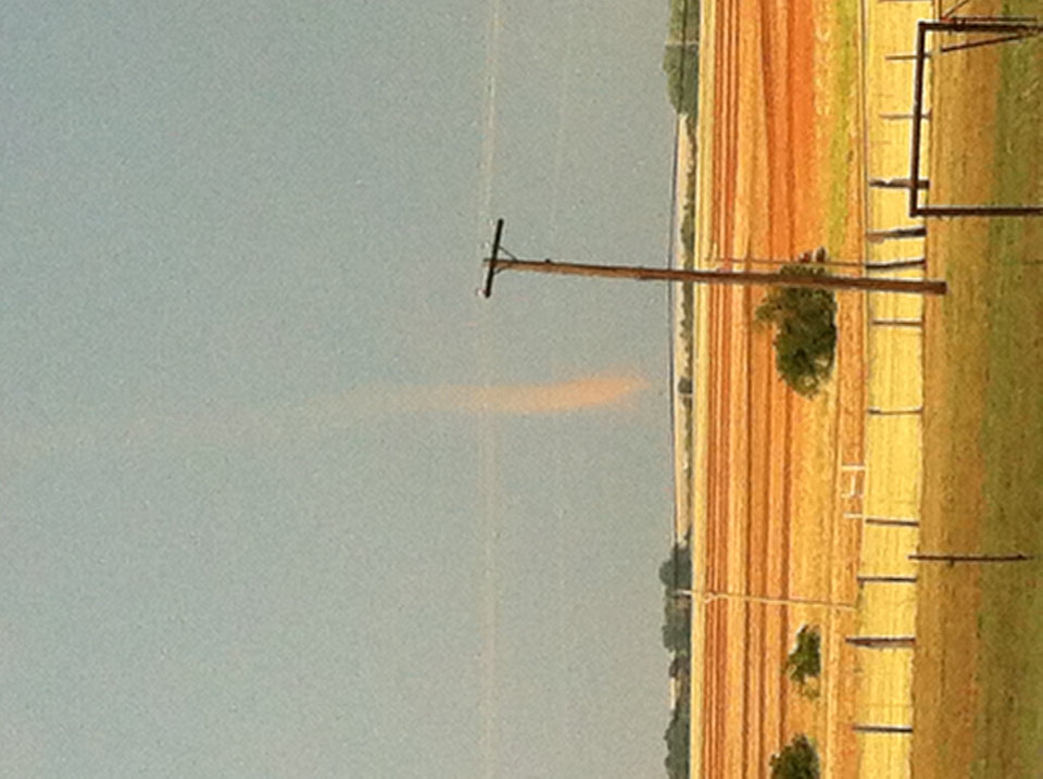 Pic from today, huge dust devil