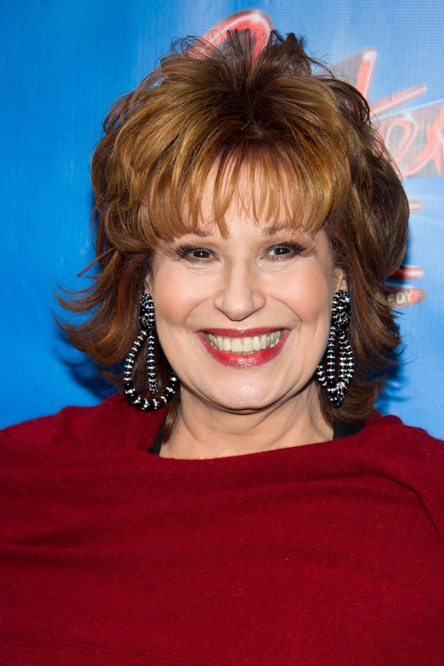 """Photo -   FILE - This April 20, 2011 file photo shows Joy Behar arriving to the opening night performance of the Broadway musical """"Sister Act"""" in New York. Current TV says Joy Behar will soon be joining the network to host a prime-time talk show. Behar, whose nightly program on cable channel HLN ended last December, will return with a show on Current in September, the network announced Monday. It will originate Monday through Thursday at 6 p.m. Eastern time. (AP Photo/Charles Sykes, file)"""