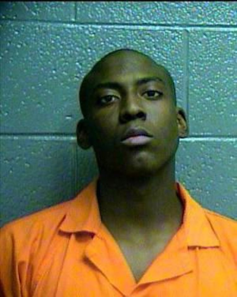 Photo - Brodric Glover, 19, has been arrested in connection with the killing of 23-year-old Jessica Brown on Jan. 11. The pregnant mother was sleeping in her Midwest City home when she was shot twice in the head.