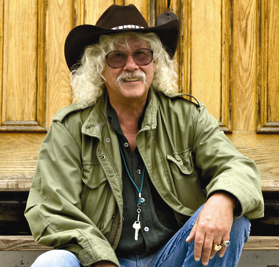 Arlo Guthrie. Photo provided. <strong></strong>
