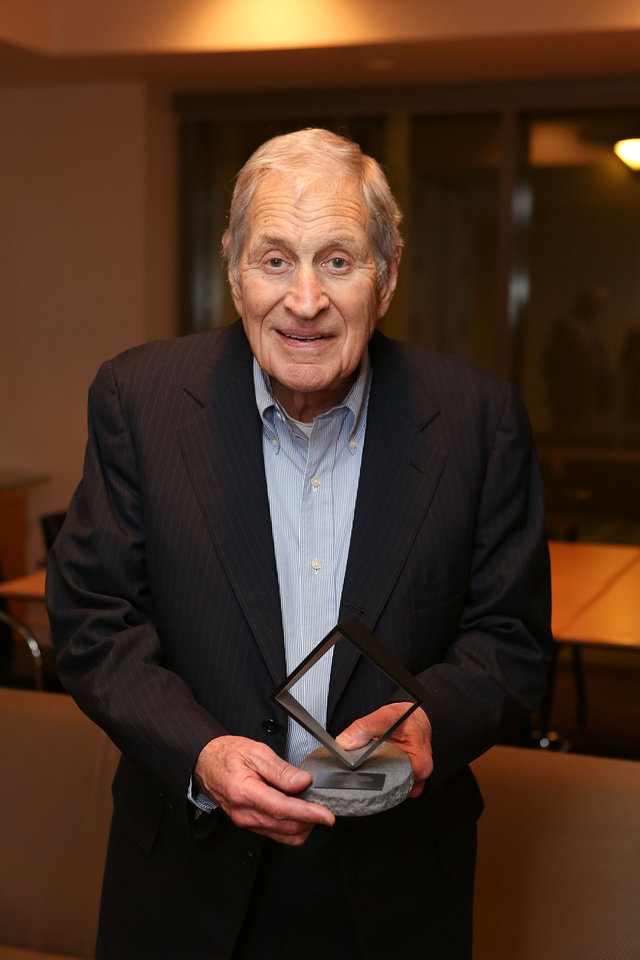 Photo - FILE In this Nov. 1, 2012 file photo, Honoree Ray Dolby poses during the 2012 Hollywood Post Alliance awards at the Skirball Center, in Los Angeles, Calif. Dolby Laboratories said Thursday, Sept. 12, 2013, that Dolby, an American inventor, audio pioneer, and founder of the company, died in his home in San Francisco. He was 80. (Photo by Ryan Miller/Invision/AP, File)