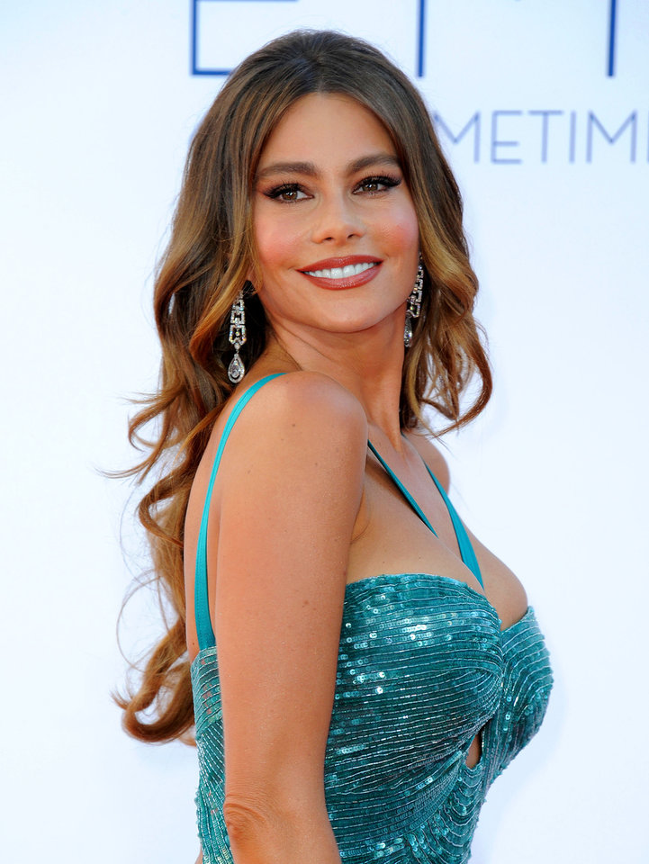 Photo -   Actress Sofia Vergara from