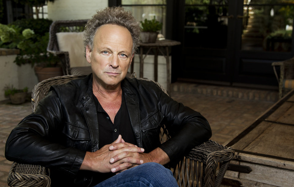 In this Aug. 25, 2011, photo, musician Lindsey Buckingham poses for a portrait in Los Angeles. AP Photo Matt Sayles