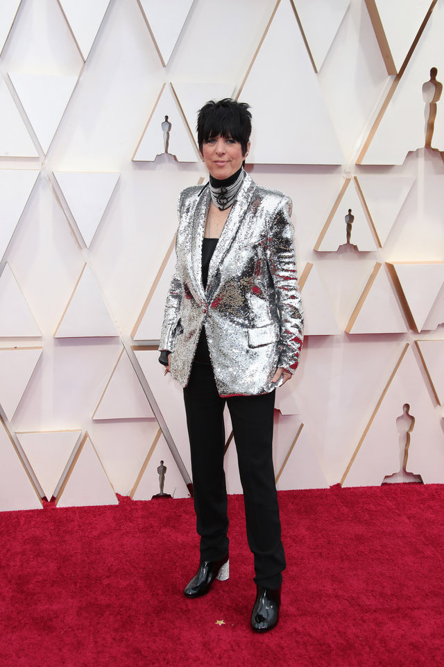 Photo - Feb 9, 2020; Los Angeles, CA, USA;   Diane Warren arrives at the 92nd Academy Awards at Dolby Theatre. Mandatory Credit: Dan MacMedan-USA TODAY