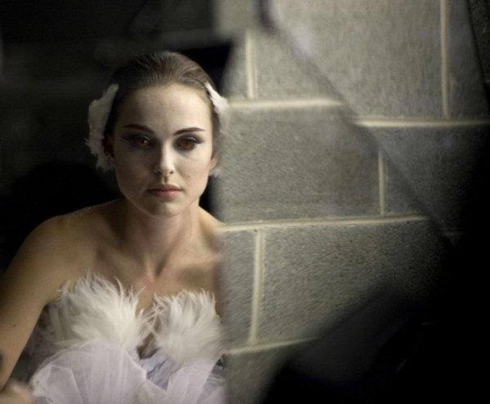 "Natalie Portman stars as a troubled prima ballerina in ""Black Swan."" FOX SEARCHLIGHT PHOTO <strong>Niko Tavernise</strong>"