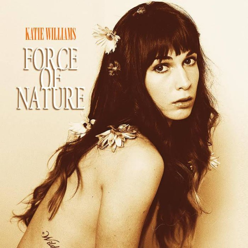 Photo - Force of Nature: https://katiewilliams.bandcamp.com/album/force-of-nature