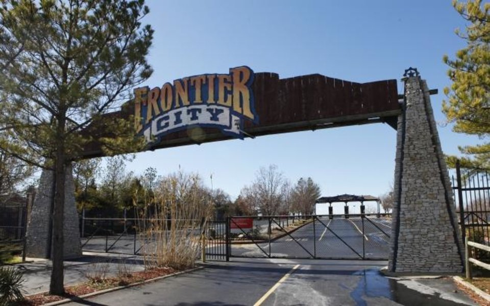 Photo -  Frontier City was preparing for spring break crowds, but it now has been closed amid the coronavirus outbreak. [The Oklahoman Archives]