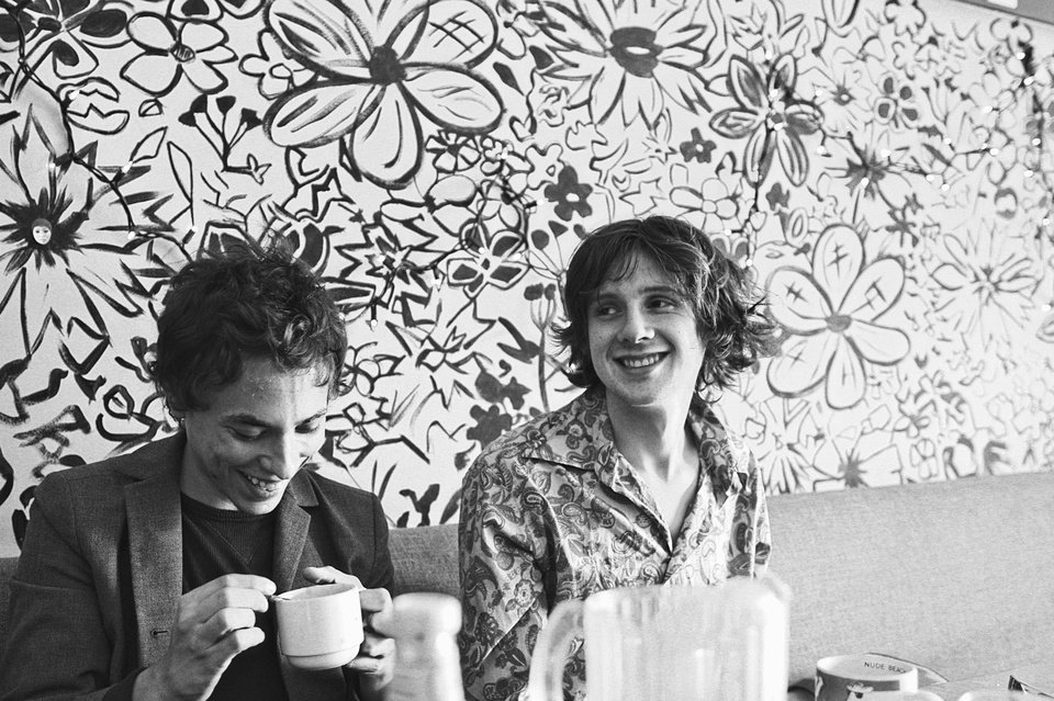 Foxygen performs Monday at Opolis, 113 Crawford, in Norman.