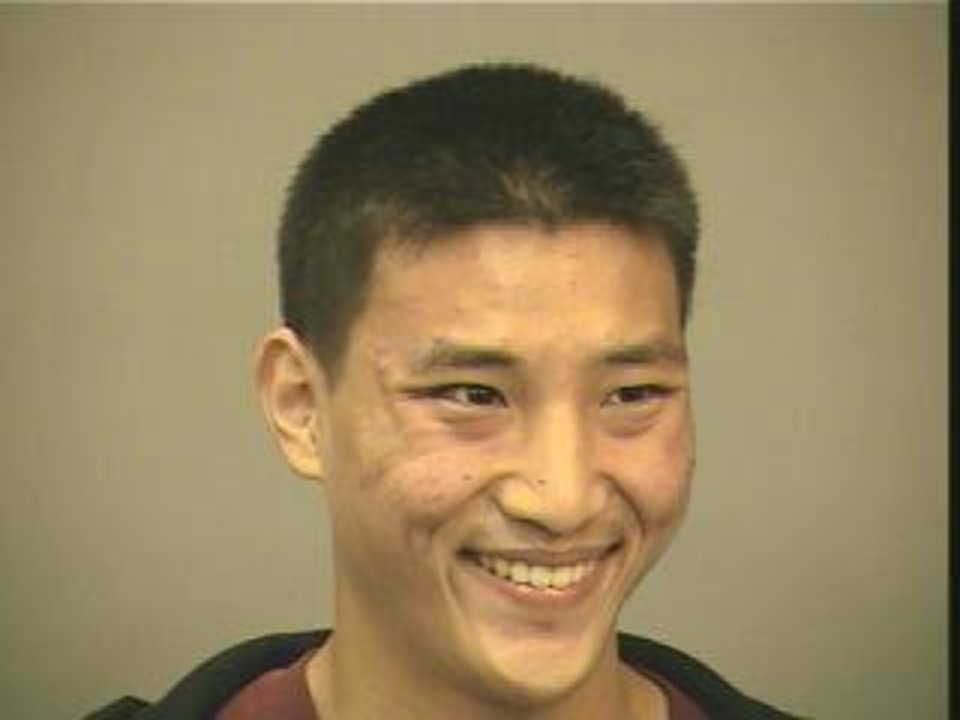 Michael Seockjin Moon, 18 <strong>EDMOND POLICE DEPARTMENT - PHOTO PROVIDED</strong>