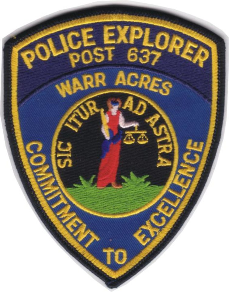 Warr Acres Police Explorer Post 637<br/><b>Community Photo By:</b> Officer Goodman<br/><b>Submitted By:</b> Darryl, Warr Acres