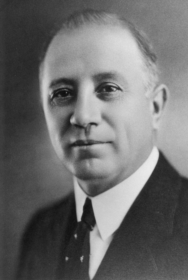 G.A. Nichols, 1935 <strong>UNKNOWN - The Oklahoman archives</strong>