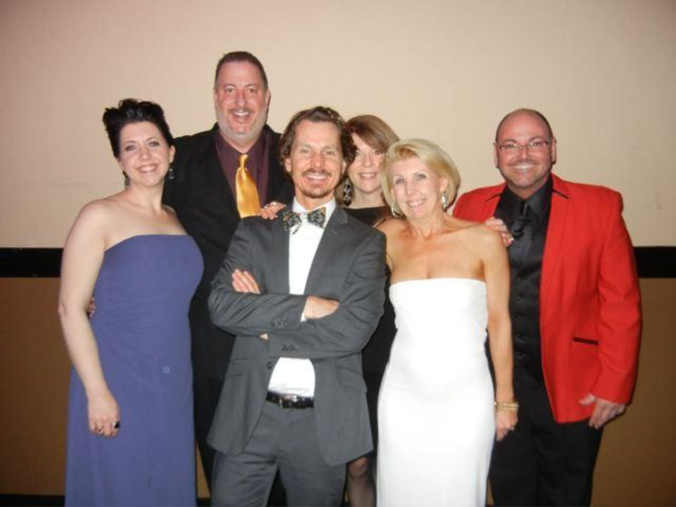 Photo -  Jodi Nestander, Paul James, Charlie Monnot, Kym Koch, Karen Kurtz, Kevin Winsell. PHOTO PROVIDED