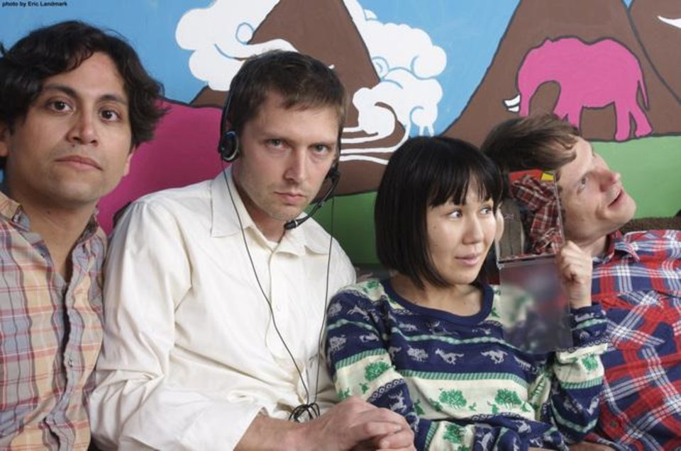 "Deerhoof consists of musicians who play musical instruments and sing. Sometimes they also move about on stage. To the best of my knowledge, they have never covered ""Sussudio."""