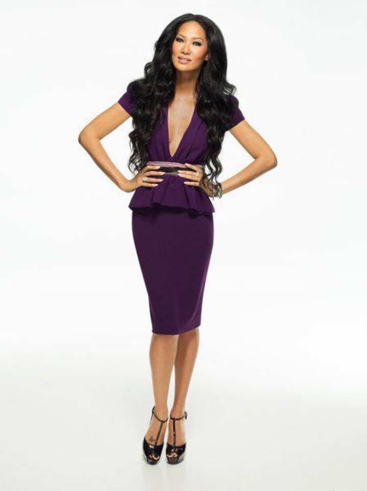 Kimora Lee Simmons - Style Photo