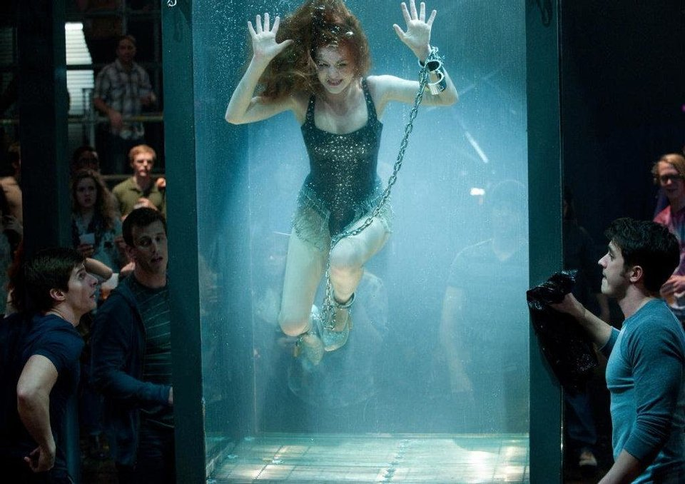 "Isla Fisher stars in ""Now You See Me."" Summit Entertainment photo <strong>Barry Wetcher</strong>"
