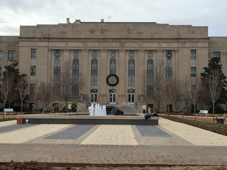 Photo - Oklahoma City Municipal Building