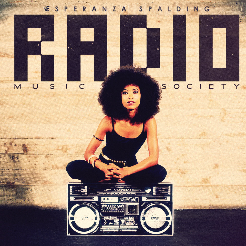 "In this CD cover image released by Heads Up, Esperanza Spalding's ""Radio Music Society,"" is shown. (AP Photo/Heads Ups)"