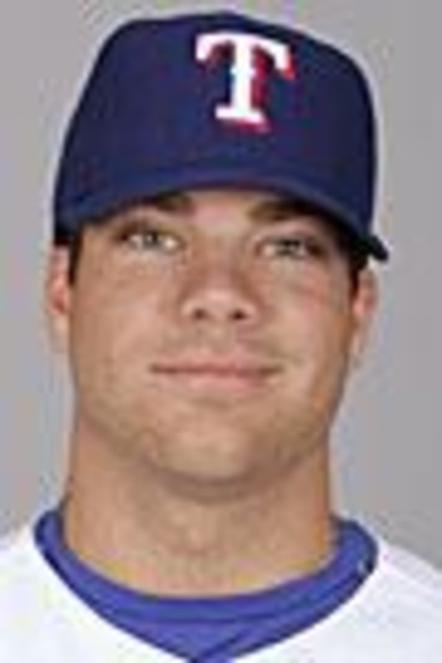 Photo - Chris Davis, Texas Rangers major league baseball player