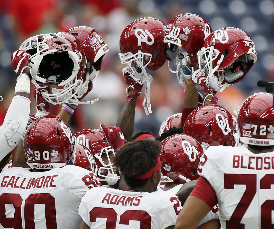 Oklahoma football: Run game disappears in Sooners' loss ...