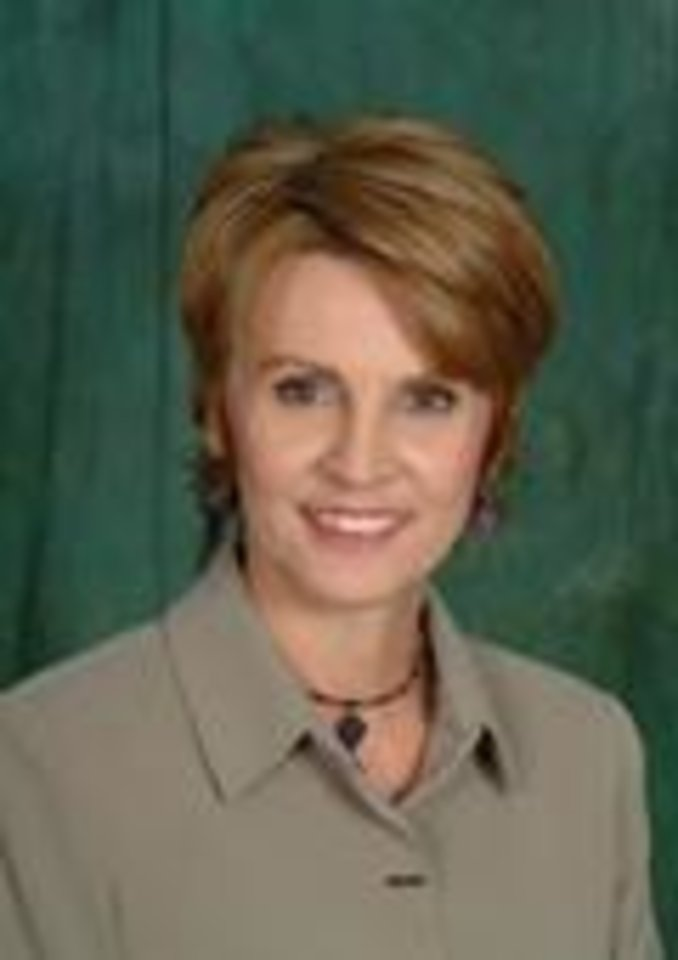 Photo - Darcie Harris, co-founder and owner of EWF International