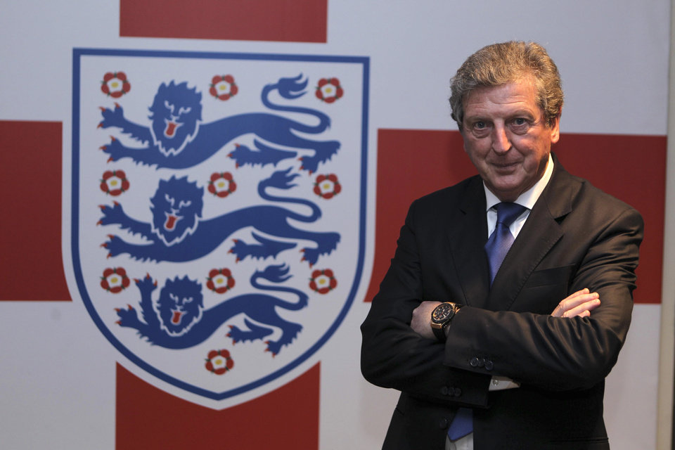 Photo -   Newly appointed England soccer manager Roy Hodgson poses for a photograph in the tunnel at Wembley Stadium in London Tuesday May 1, 2012. Hodgson was appointed England manager on a four-year contract on Tuesday, ending months of speculation over who would lead the national team to next month's European Championship. . (AP Photo/Andy Couldridge, Pool)