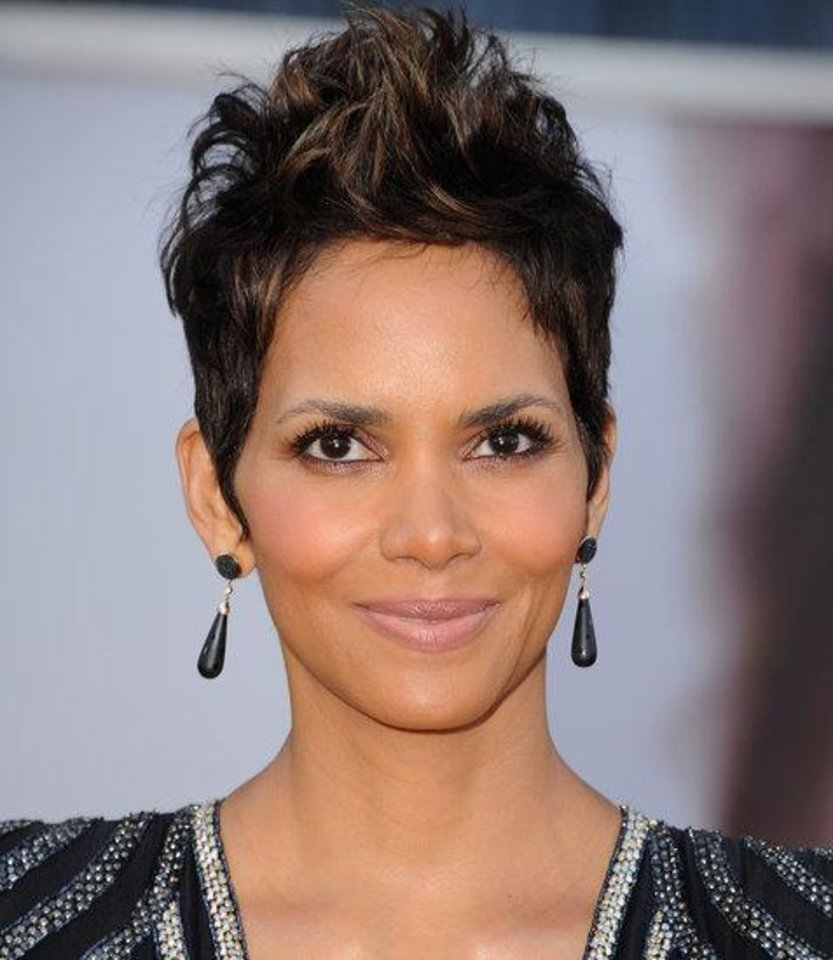 Halle Berry at the Oscars in February 2013.