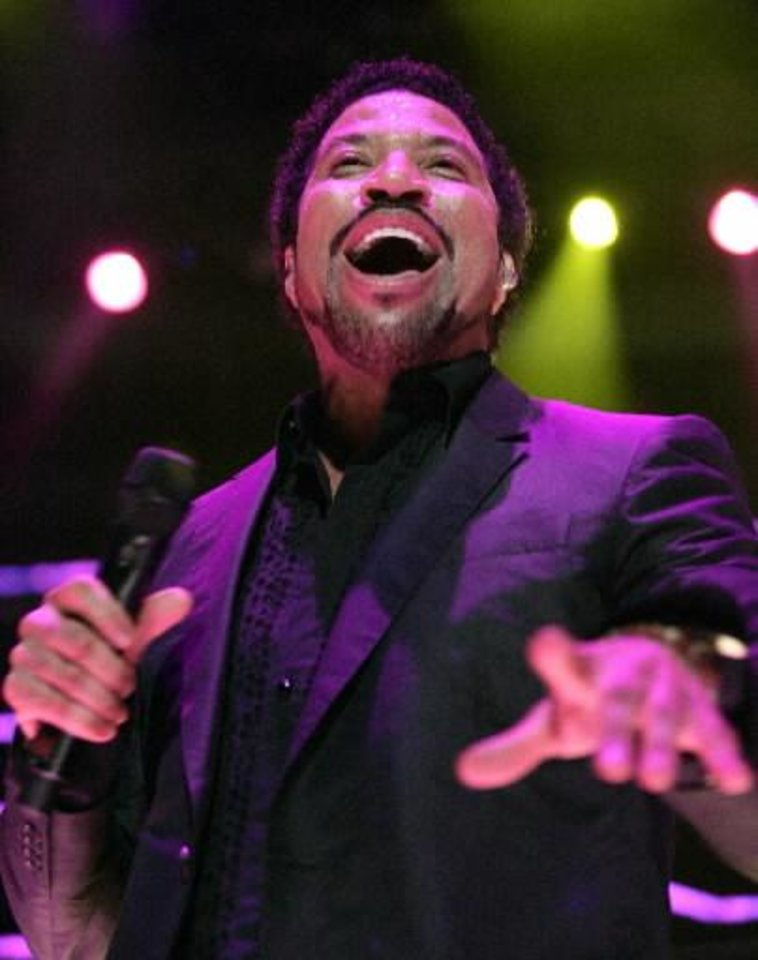Photo -  Lionel Richie (AP file)