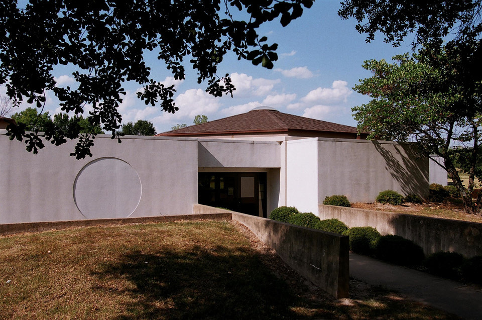 Photo - The Spiro Mounds Archaeological Center offers more information at its visitor's center. PHOTO PROVIDED.